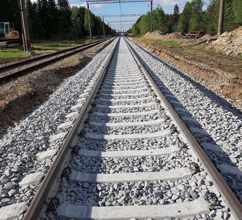 Peräseinäjoen rautatieosuus