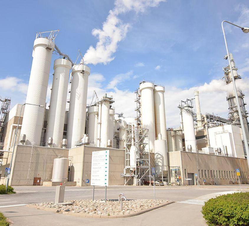 UPM tehas Pietersaari