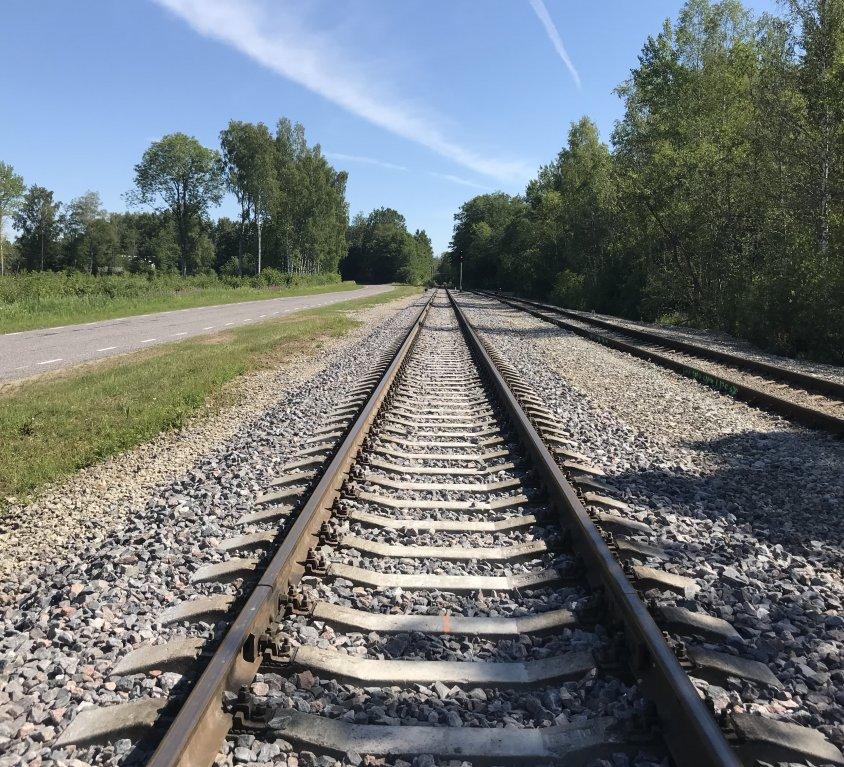 Enefit rautatie korjaustyöt