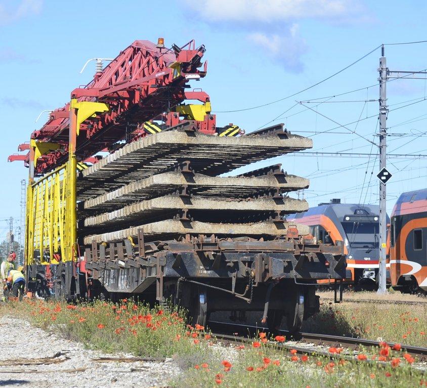 Tallinna-Paldiski-rautatien peruskorjaus